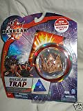 Bakugan Trap Tripod Epsilon Sub Terra (Brown)