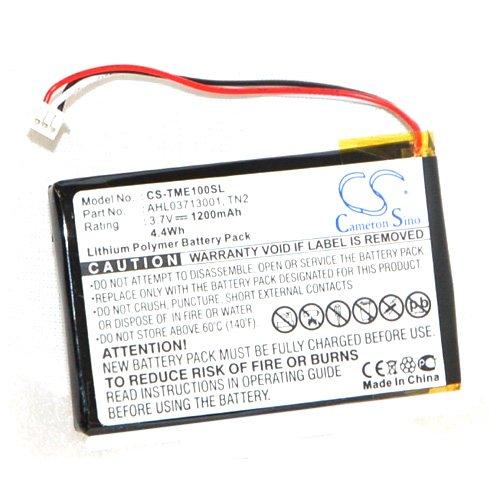 Simply Silver - New BATTERY TomTom Eclipse GPS 3.7V 1200mAh AHL03713001 TN2 AVN2210P AVN4430