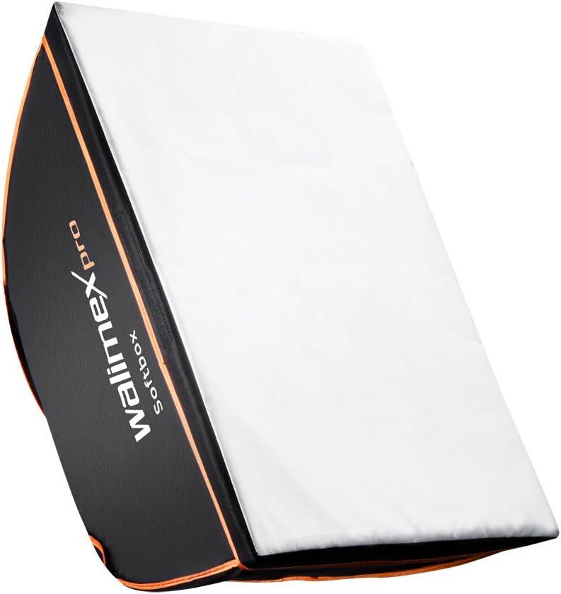 walimex pro 50x70cm Multiblitz V Softbox Orange Line