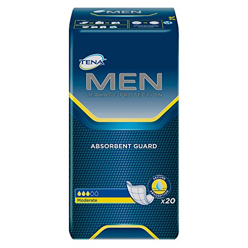 Incontinence Guards Moderate Absorbency Count product image