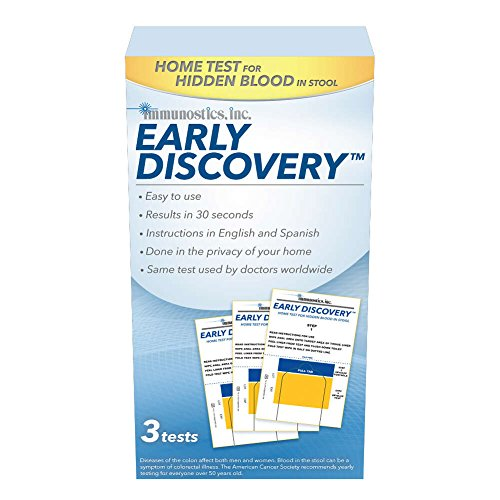 Early Discovery Colorectal Detection HSED 3 product image