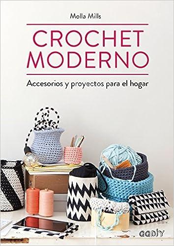 Amazon.com: Crochet moderno: Accesorios y proyectos para el ...