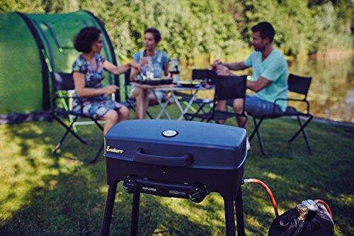 Enders Gasgrill Explorer Test : Enders camping gasgrill explorer funktionen grillen kochen und