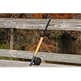 TROUT FLY FISH 6ft 9in 2.1M CARBON Telescoping Rod & Reel Combo by FTUSA®