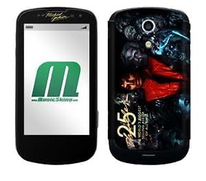 MusicSkins, MS-MJ30215, Michael Jackson - Thriller 25, Samsung Epic 4G Galaxy S (SPH-D700), Skin