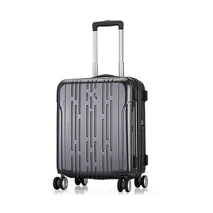 c4e7dc3f28de Amazon.com: Qzny Suitcase, Trolley Case Travel Bag Scratch-Resistant ...