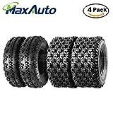 Set of 4 Sport ATV Tires 21x7-10 Front & 20x10-9 Rear 4PR Load Range B 21x7x10 & 20x10x9