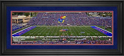 Kansas Jayhawks Framed 10