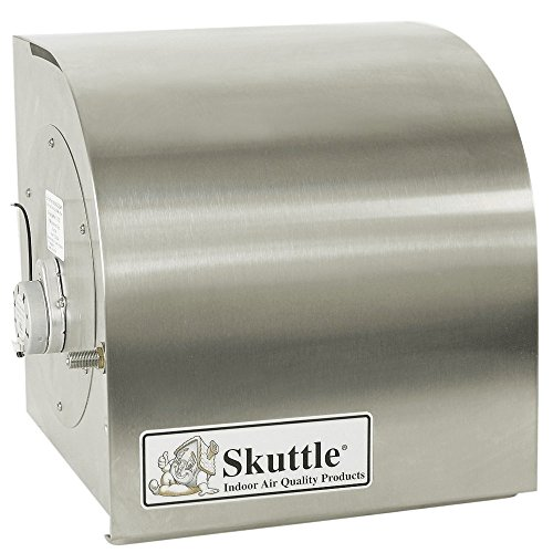 Skuttle 90-SH1 Stainless Steel Drum Humidifier by Skuttle (Image #1)