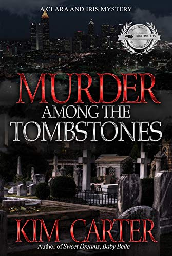 Murder Among The Tombstones by Kim Carter ebook deal