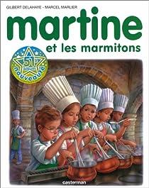 Martine, tome 51 : Martine et les marmitons par Delahaye