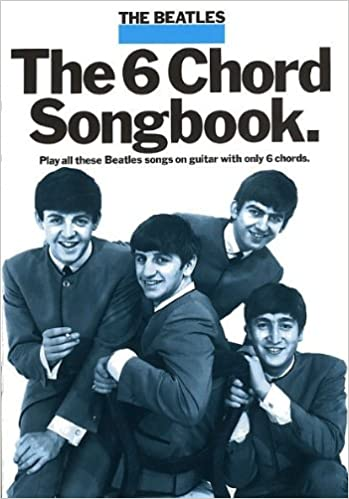 Best Guitar Chord Songbook The Beatles Music Amazon