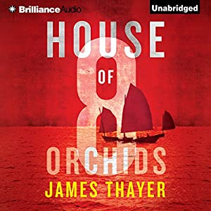 House of Eight Orchids Audiobook