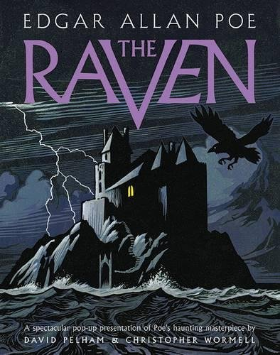 Raven: A Pop-up Book -