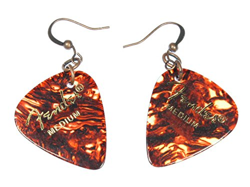 Guitar Pick Jewelry Earrings -