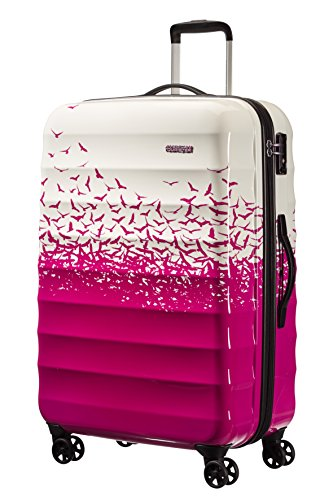 American Tourister Palm Valley Spinner 77/28-Fly Away Maletas y trolleys, 52 cm, 89 L, Varios colores