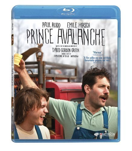 Prince Avalanche [Blu-ray] by Magnolia Home Entertainment by David Gordon Green