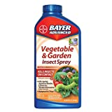 buy Bayer Advanced 701521 Vegetable and Garden Insect Spray Concentrate, 32-Ounce now, new 2018-2017 bestseller, review and Photo, best price $19.99