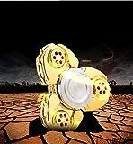 Cika(シカ)Hand Spinner Fidget Spinner ハンドスピナー 指スピナー おもちゃ TOY セラミックのボールベアリング フォーカス玩具 高速回転 子供大人に適用 ゴールド