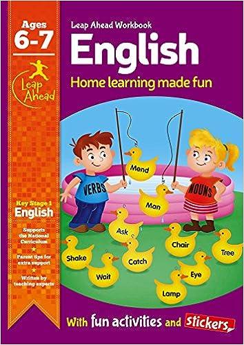 2e345a7b2 Leap Ahead Workbook  English Age 6-7 Leap Ahead Workbook Expert ...