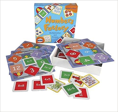 Read Numbers Factory (Games) PDF, azw (Kindle), ePub