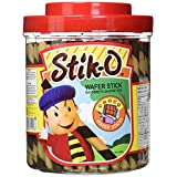 Ecco OS42288S Stick-O Chocolate Wafer Sticks, 600-Gram