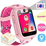 Best Children's Gifts - Kids Smart Watch GPS Tracker, The perseids Phone Review