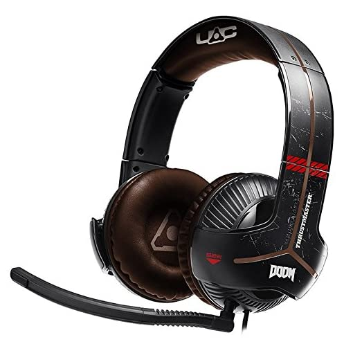 Thrustmaster Y-350X 7.1 Powered Doom Edition Gaming Headset (Xbox One/PC DVD)