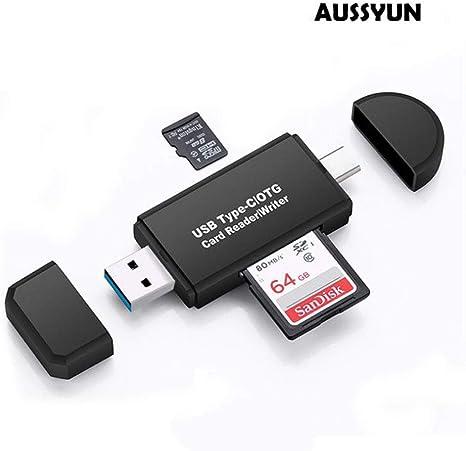 USB 3.0 Card Reader SD SDHC SDXC Micro SD Micro SDHC Micro SDXC Flash Memory