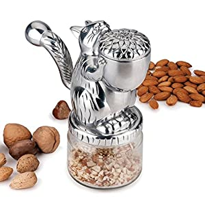 RSVP Hazel Nut Grinder Hazel, Works greatlooks great on display.