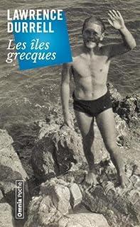 Les îles grecques, Durrell, Lawrence