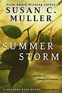 Summer Storm by Susan C. Muller ebook deal