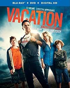 Vacation [Blu-ray + Digital Copy] (Bilingual)