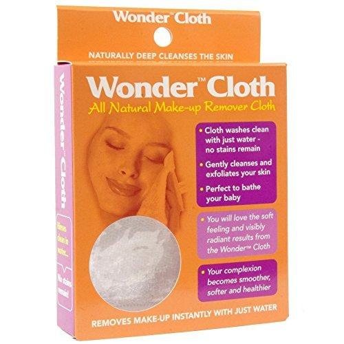Wonder Cloth Make-Up Remover (6 Pack) by Wonder