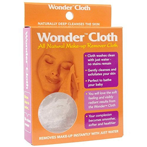 Wonder Cloth Make-Up Remover (6 Pack)
