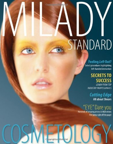 [ Milady's Standard Cosmetology 2012 Textbook Package (Hardcover) ] By Milady ( Author ) [ 2011 ) [ Hardcover ]