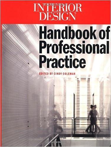 Interior Design Handbook of Professional Practice Cindy Coleman