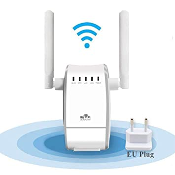 300Mbps Wireless-N Range AP Extender WiFi Repeater Signal Booster Network Router