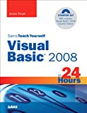 Visual Basic 2008 in 24 Hours, James Foxall, 0672329840