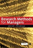 img - for Research Methods for Managers by John Gill (2010-03-29) book / textbook / text book