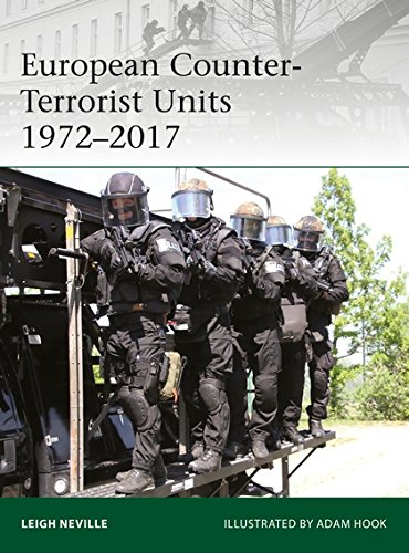 European Counter-Terrorist Units 1972–2017 (Elite) pdf epub
