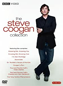 Steve Coogan Collection