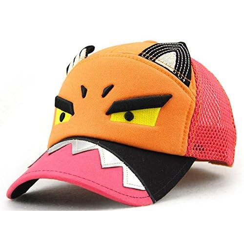 Roffatide Orejas Gorra de Béisbol para Niños Sombrero de Sol Sombrero de  Verano Niñas Sombrero de ba148d7afba