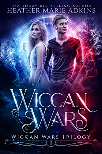 Wiccan Wars by [Adkins, Heather Marie]