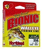 Cheap Northland BW350-10-GC Walleye Line