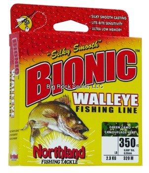Cheap Northland BW350-10-GC Walleye Line