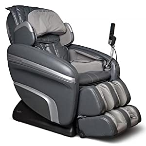 Osaki OS-7200H Massage Chair Zero Gravity Recliner Heated Thai Therapy 4 Roller S-Track - 51 Air Bags - Ultra 13 Motors System