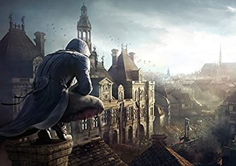 Assassins Creed: Unity Poster by Assassins Creed Unity: Amazon ...