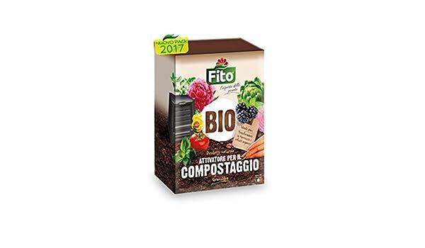 FITO Compostaje Activador Granulare Phyto Bio Caja De 2 Kg: Amazon.es: Jardín