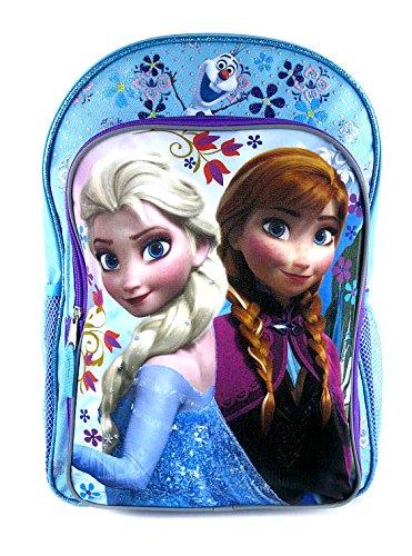 Disney Frozen Blue 16 inch Backpack